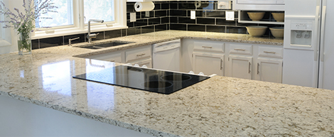 Granite & Quartz Supplied & Fitted
